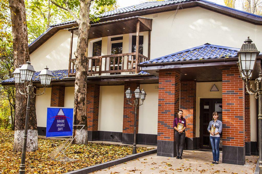 Караоке-клуб «Каштан»