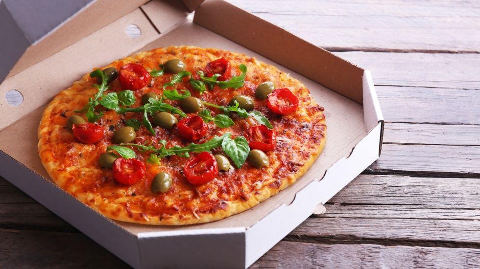 Закажи пиццу, роллы или сэндвичи с собой и получи скидку 10%